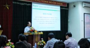 Hội nghị quán triệt nghị quyết trung ương 4 khoá XI, nghị quyết số 11 của BCT khoá XI và 9 chương trình công tác của thành uỷ Hà Nội khoá XV