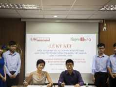 Lế ký kết thỏa thuận hợp tác