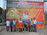 """Đoàn viên Thanh niên Hapro tham gia """"Hội thi lái xe môtô an toàn năm 2009"""""""