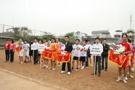 Đoàn TNCS HCM Tổng công ty thương mại Hà Nội tổ chức giải bóng đá mini 2010