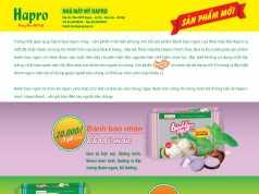 Sản phẩm bánh bao có nhân của nhà máy mỳ Hapro