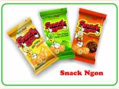 Sản phẩm mới - Snack ngon đậu phộng