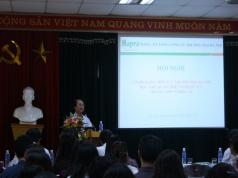 Tổ chức học tập, quán triệt nghị quyết trung ương 5, khóa xi tại đảng bộ TCT Thương mại Hà Nội
