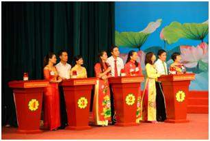 """Hapro tham gia hội thi tìm hiểu """"85 năm công đoàn Việt Nam – 60 năm thủ đô xây dựng & phát triển"""""""