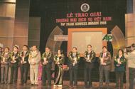 """Hapro đón nhận giải thưởng """" Thương mại dịch vụ Việt Nam năm 2008"""""""