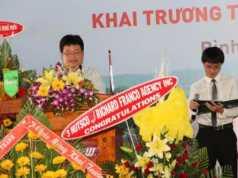 Thứ trưởng Bộ Y tế Phạm Lê Tuấn phát biểu chỉ đạo tại Lễ ra mắt